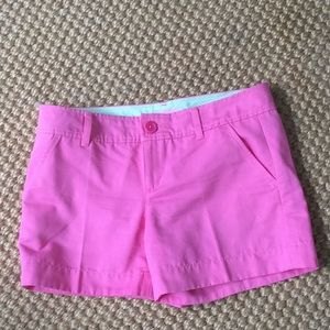 Lilly Pulitzer Pink Shorts - 8